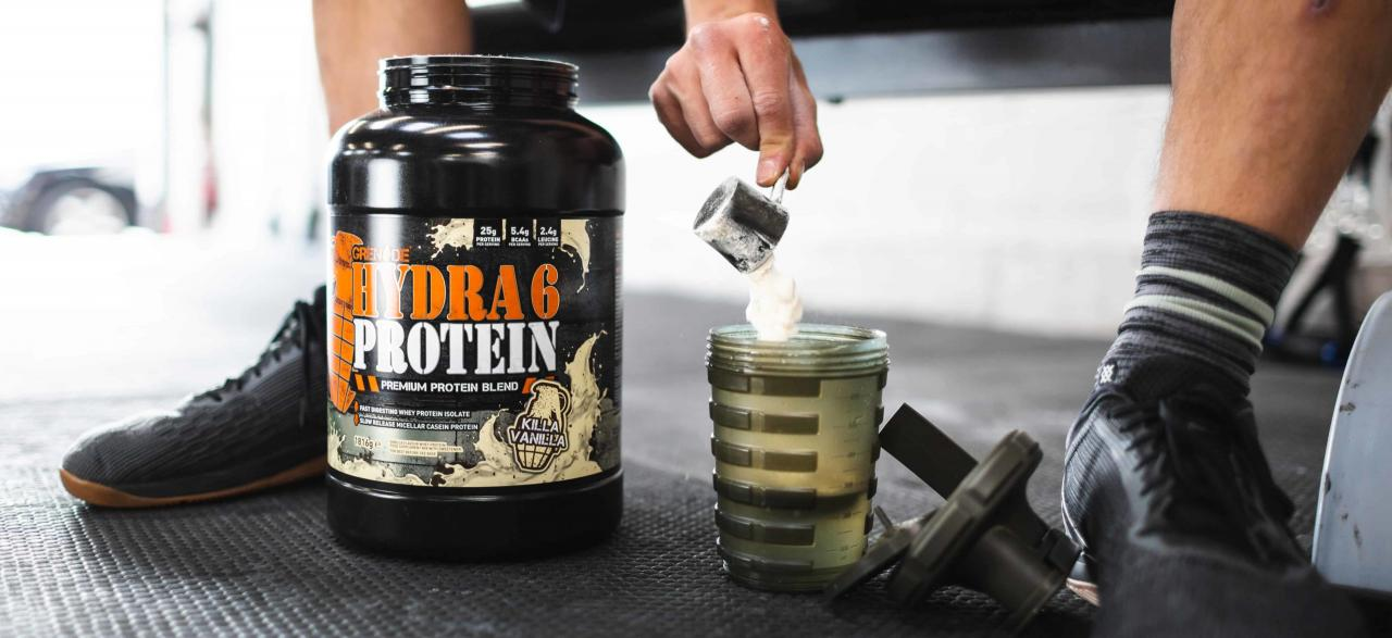 Are you getting enough protein?